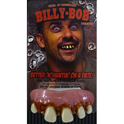 Billy Bob Teeth - Assorted Styles: Toys & Games