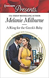 A Ring for the Greek's Baby (One Night With Consequences)