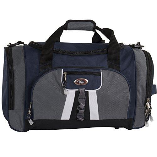 California Pak Luggage Hollywood 22, 22 Inch, Navy Blue