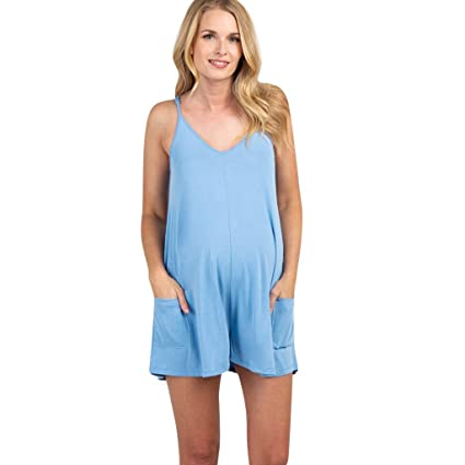 outlet a great variety of models durable modeling Amazon.com : Iusun Women's Maternity Jumpsuit Romper ...