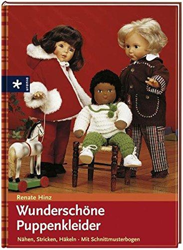 Art Book Wunderschöne Puppenkleider Nähen Stricken Häkeln Pdf