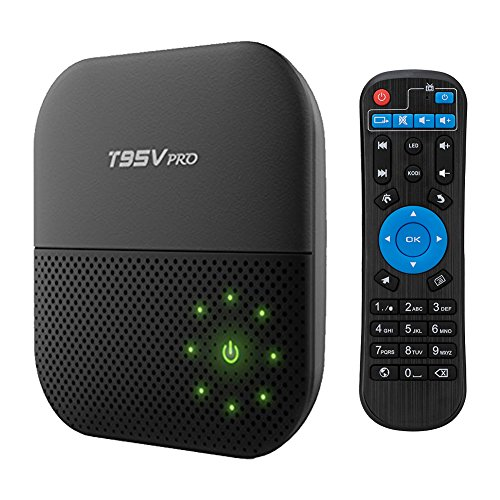 [Upgrated version]T95V Android TV BOX Android 7.1 …