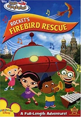 Disneys Little Einsteins - Rockets Firebird Rescue from Walt Disney Home Entertainment