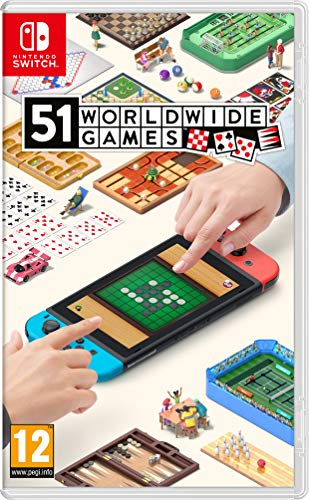 🥇 51 Worldwide Games