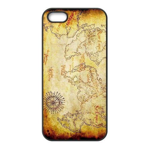 I4B80 Magi The Labyrinth of Magic B6T9JS coque iPhone 4 4s cellulaire cas de téléphone couvercle coque noire WY9DUT4QC