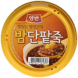 Dongwon Sweet Red Bean Stew with Chestnut, 10.05 Ounce