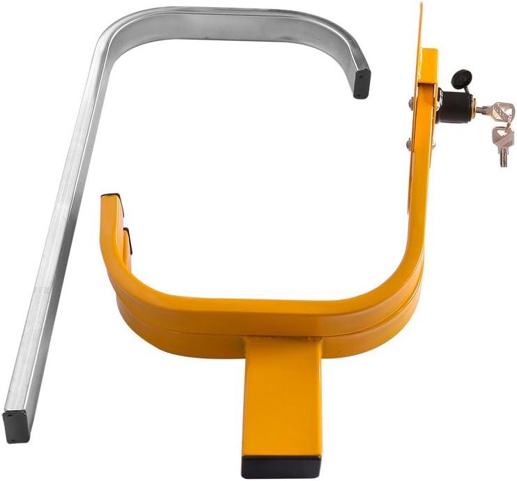 Cepo de seguridad para rueda de coche, furgoneta, remolque, etc (para llantas de 33,02 cm, 35,56 cm y 38,10 cm): Amazon.es: Coche y moto