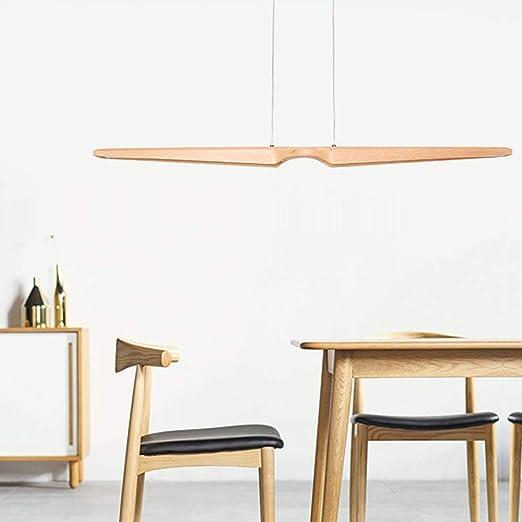 Lámpara colgante LED Mesa de comedor Lámpara colgante Lámpara de ...