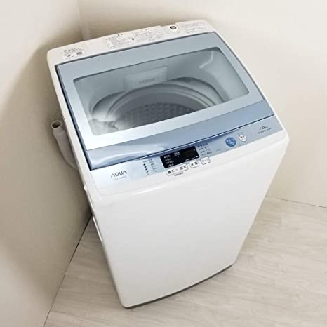 洗濯機 アクア 評価