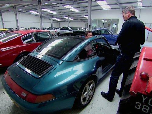 Porsche 993 Targa ()