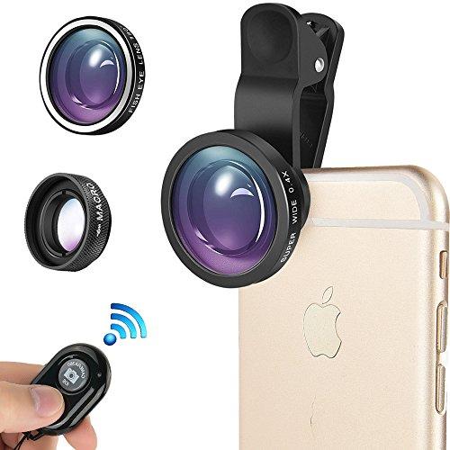 Foneso Fisheye Camera Bluetooth Smartphones product image