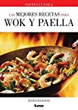 Enjoy this series of recipes for all tastes, from traditional Spanish paella to Asian culinary innovations and the latest wok cooking trends.