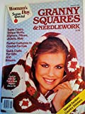 img - for Woman's Day Super Special (Granny Squares & Needlework) August 1982 book / textbook / text book