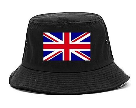 English England Flag Chest Mens Bucket Hat Cap Black at Amazon Men s ... bf5be28ae09