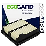 ECOGARD XA6052 Premium Engine Air Filter Fits Honda Fit