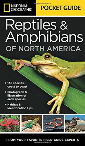 national-geographic-pocket-guide-to-reptiles-and-amphibians-of-north-america