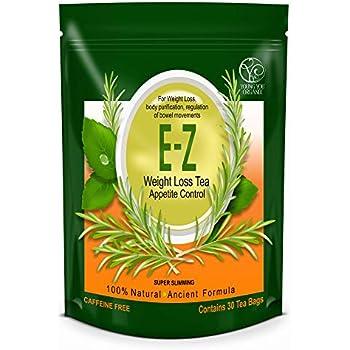 Amazon.com: E-Z WEIGHT LOSS DETOX TEA - BELLY FAT