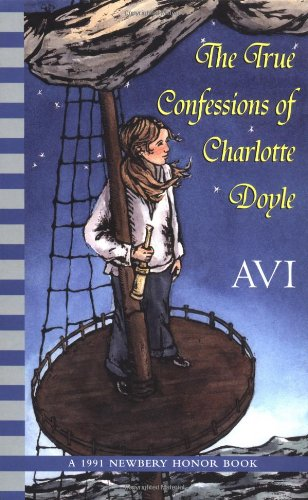 book cover of The True Confessions of Charlotte Doyle