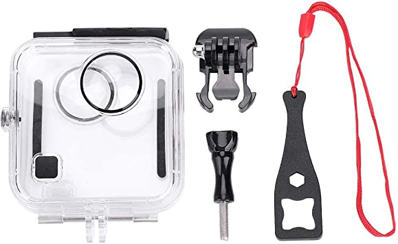 Underwater Diving 45m Protective Cover Shell with Bracket Accessories for GoPro Fusion Action Camera fosa Waterproof Housing Case for GoPro Fusion