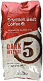 Seattle's Best Level 5 Ground Coffee, 12-Ounce Bags (Pack of 3)