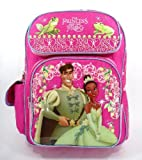 Backpack - Disney - Princess and the Frog - Tiana & Prince Naveen New 494858