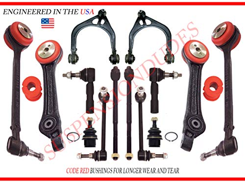 16PC Suspension Kit for Dodge Charger for Challenger Magnum Chrysler 300