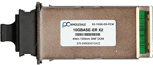 X2-10GB-ER - Cisco Compatible 10GBASE-ER 40km SMF 1550nm X2 Transceiver by PC Wholesale