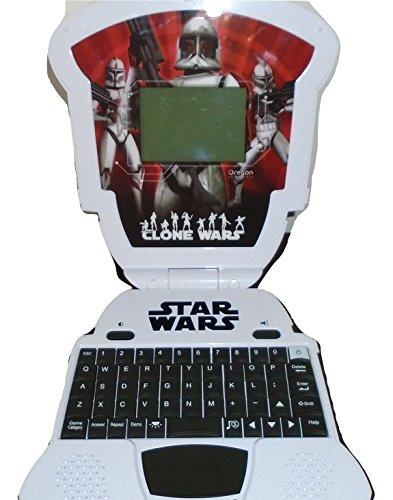 Star Wars Clone Wars Oregon Scientific Laptop Special Clone Commander Edition ()
