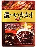 アサヒグループ食品 濃ーいカカオ 88g×6袋
