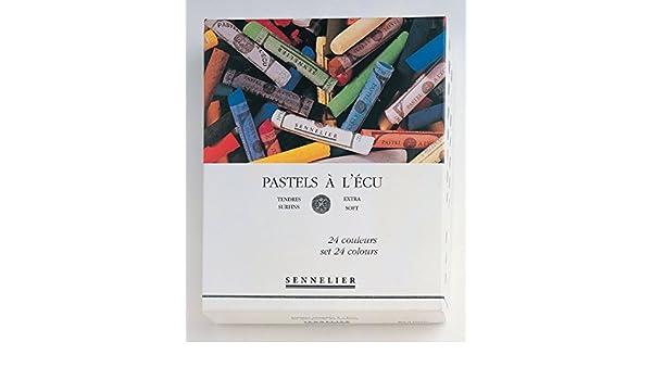 Sennelier Soft Pastel 24 Landscape Set Pastels