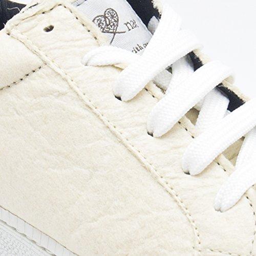 Baskets Végétalien nae Blanc nae Basic Basic Blanc vpx0Yqw