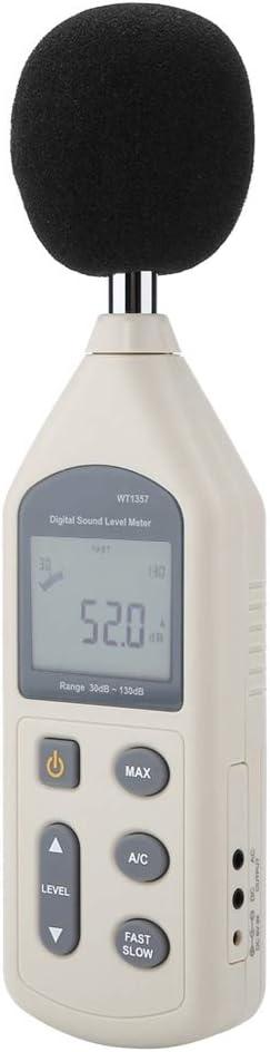 Quick Response Portable Lightweight Noise Tester Digital Noise Tester Commercial Center for metroMetro Metro Library