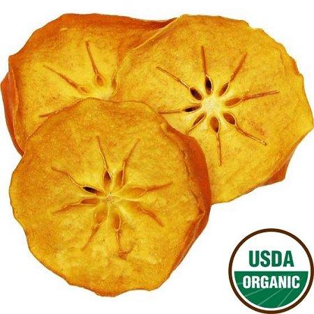 Organic Dried Persimmos, 2.5 lbs