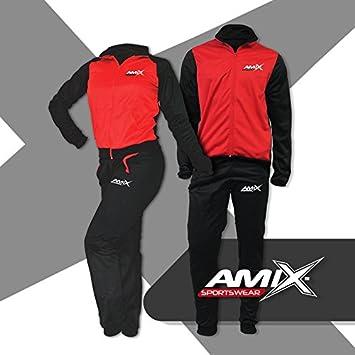 765392359ba7d AMIX Chandal Talla XL  Amazon.es  Deportes y aire libre