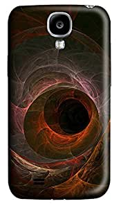 Samsung S4 Case Black Hole Abstract Art Design 3D Custom Samsung S4 Case Cover