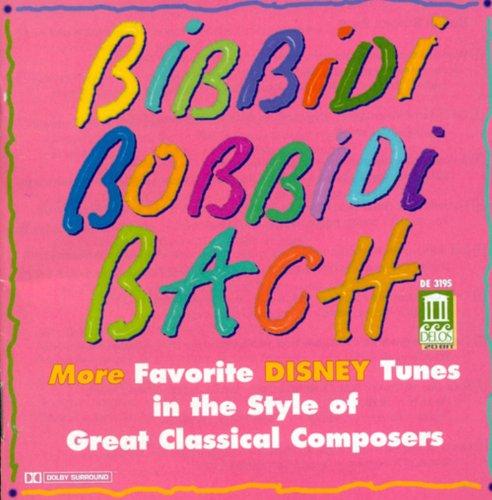 Disney Tunes In The Style Of Great Classical Composers (Bibbidi Bobbidi Bach) (Piano Great Players)