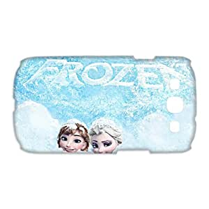 Personalized Custom My Favorite Cartoon Frozen Ideas 3D Printed for SamSung Galaxy S3 i9300 Phone Case Cover--WSM-050801-076