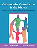 img - for Collaborative Consultation in the Schools: Effective Practices for Students with Learning and Behavior Problems, Enhanced Pearson eText with Loose-Leaf Version -- Access Card Package (5th Edition) book / textbook / text book