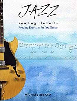 Jazz Reading Elements by [Berard, Michael]
