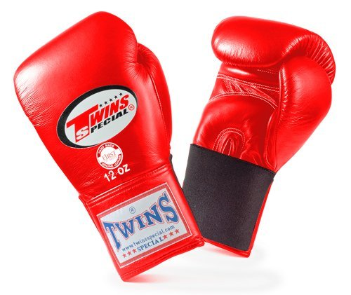 Twins Special Boxing Gloves 8oz Red - 4