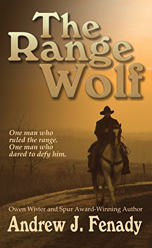 book cover of The Range Wolf