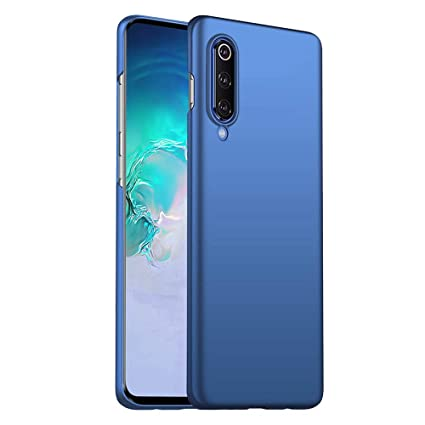 Amazon.com: Case Compatible XiaoMi Mi 9, Case Hard Plastic ...