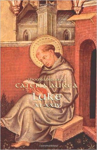 Descarga gratuita de textos de libros.Catena Aurea -- Luke (chs. 11-24) (Spanish Edition) PDF iBook PDB