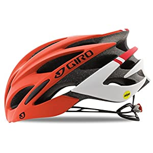 Giro Savant MIPS Helmet (Matte Dark Red, Large (59 63 cm))