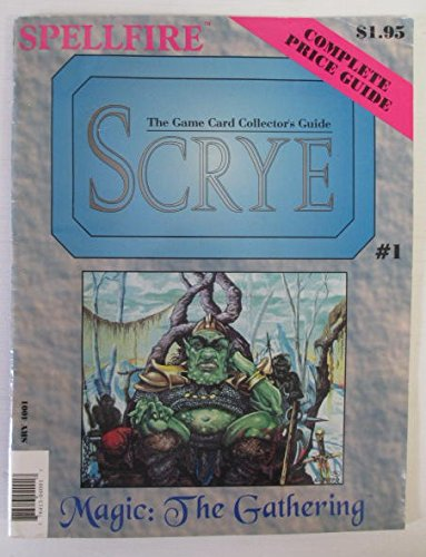 #1 Scrye: The Game Card Collectors Guide (Magic: The Gathering)