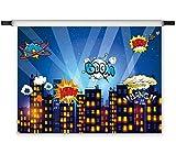 Best Lb Vinyls - LB 7x5ft Super City Vinyl Photography Backdrop Boom Review