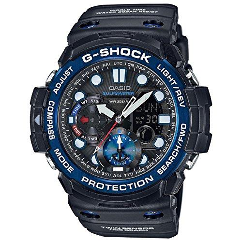 Casio G Shock Master Quartz GN1000B 1A product image