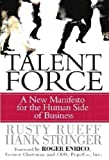 img - for Talent Force book / textbook / text book