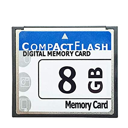 H&T Tarjeta de Memoria Compactflash, Tarjeta CF Rendimiento ...