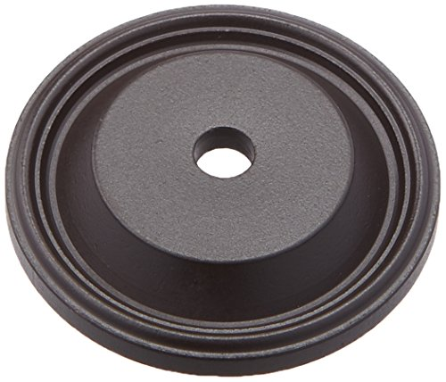 Deltana BPRC150U10B 11/2-Inch Diameter Solid Brass Base Plate for Knobs